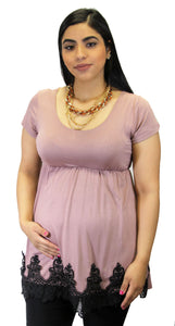 MATERNITY TOP 411536