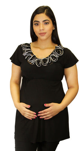 CMATERNITY TOP 41166