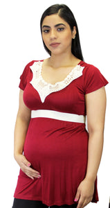 MATERNITY TOP 41167