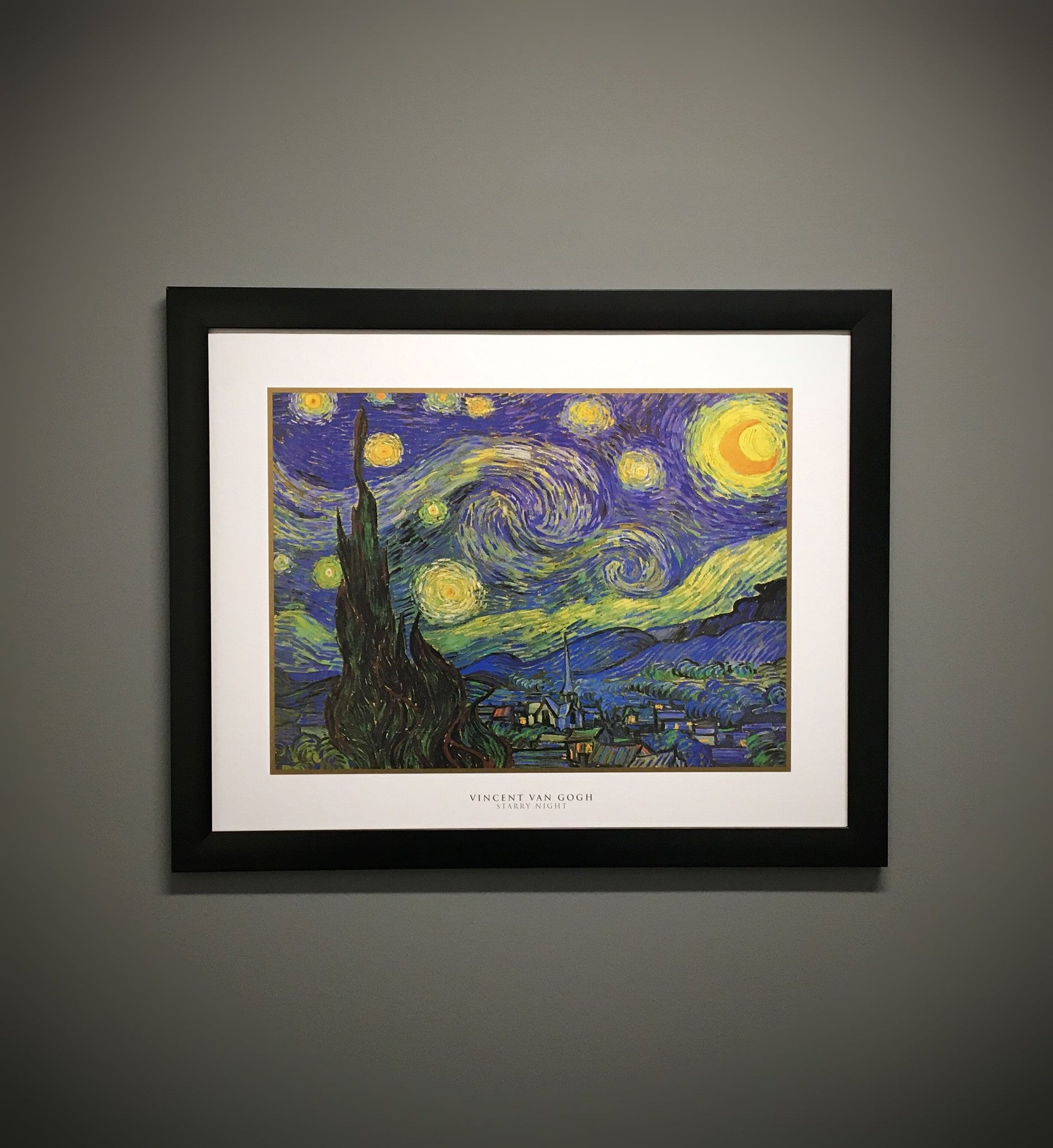 Vincent Van Gogh - Starry Trilogy