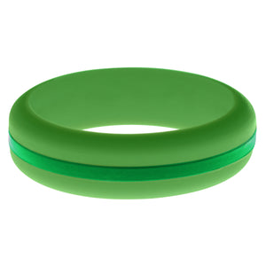 Men's Lime Green Ring