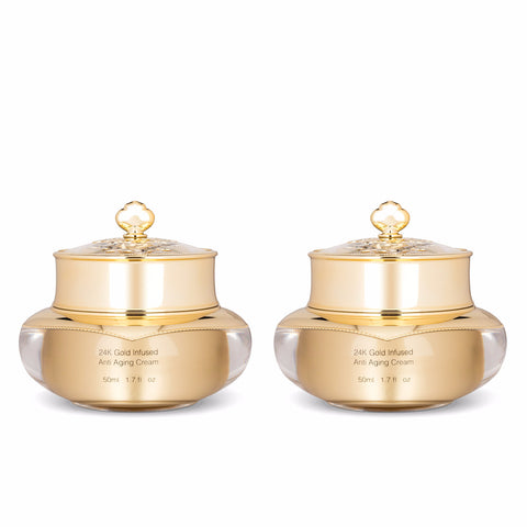 Turn Back the Clock Times 2 Anti Aging Cream Set