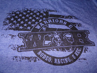 W.A.R. Rodeo, Recreation, and Racing T-Shirt