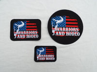 WAR Logo Patches
