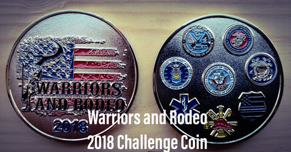 Challenge Coins 2018