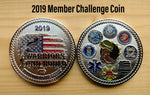 Challenge Coins 2019 Member Coin