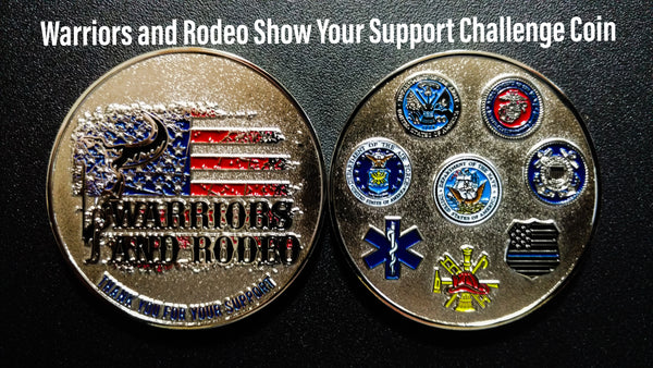 Challenge Coins 2019