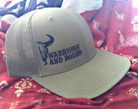 WAR Bull Hat military green