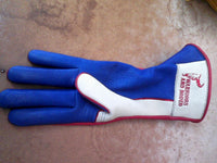 Warriors and Rodeo Americana Left Hand Glove