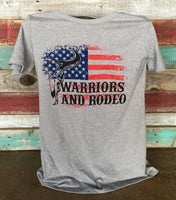 W.A.Rodeo Logo T-Shirt