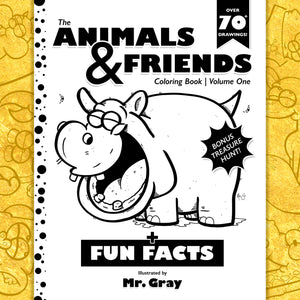 copyright-©-2017-the-animals-and-friends-coloring-book-volume-one-by-mr-gray-look-inside-01