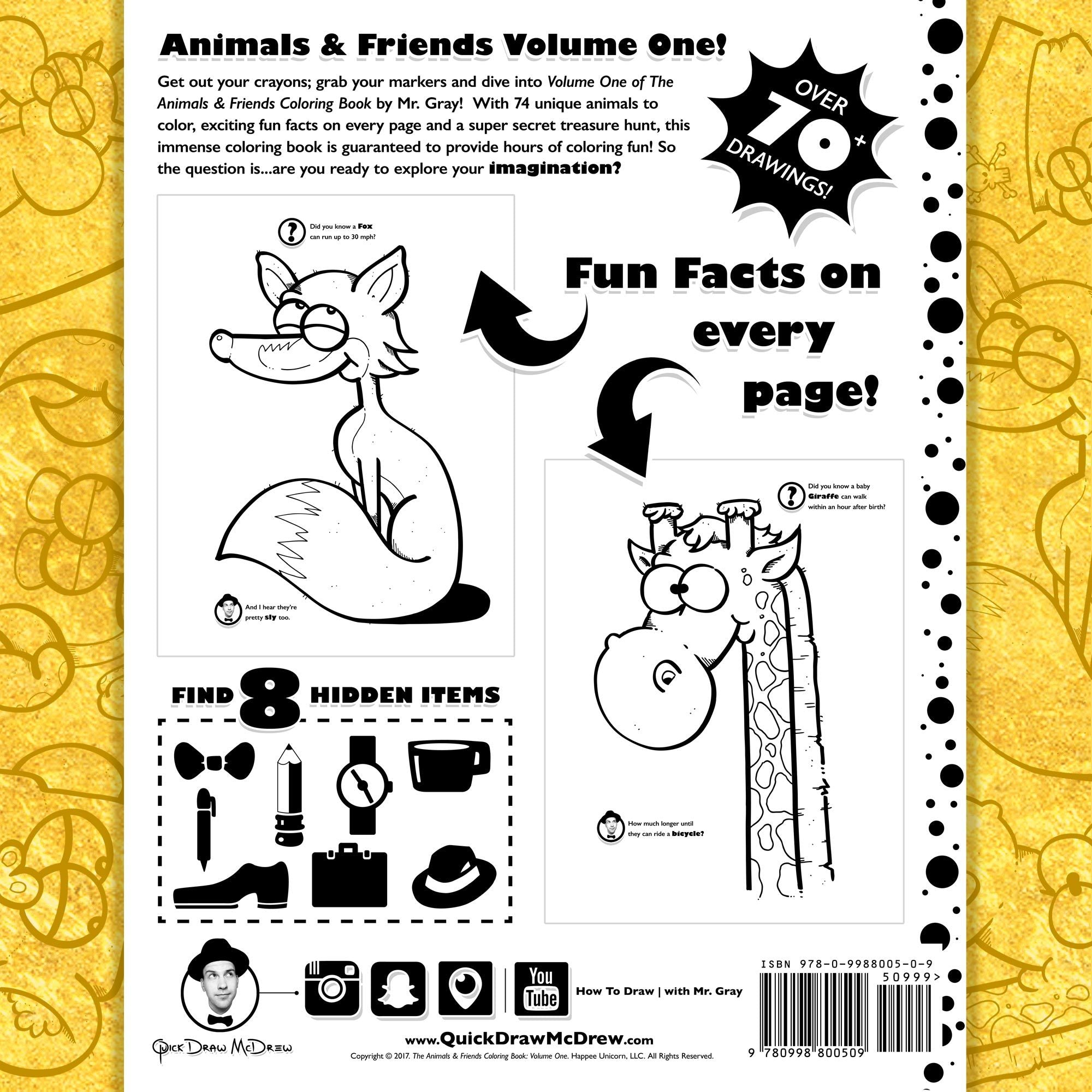 copyright-©-2017-the-animals-and-friends-coloring-book-volume-one-by-mr-gray-look-inside-14