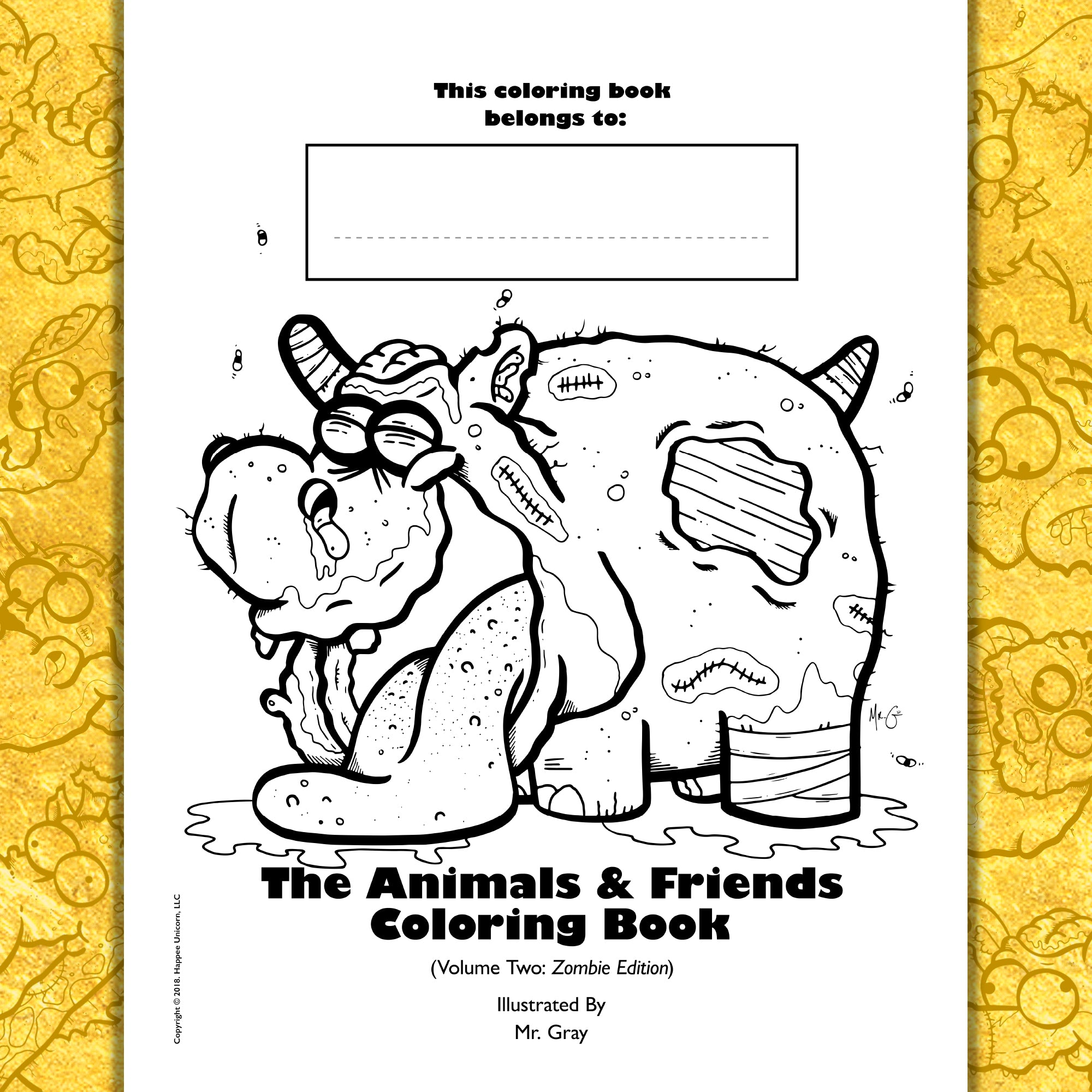 copyright-©-2018-the-animals-and-friends-coloring-book-zombie-edition-volume-two-by-mr-gray-look-inside-01