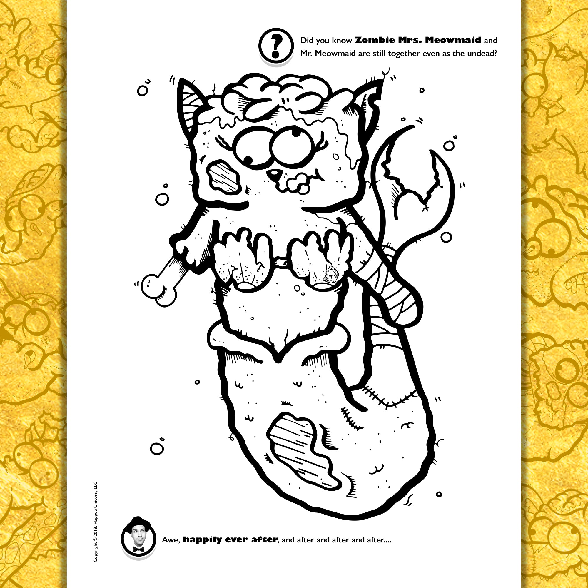 copyright-©-2018-the-animals-and-friends-coloring-book-zombie-edition-volume-two-by-mr-gray-look-inside-010