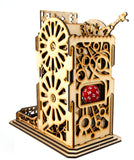 Steampunk Mechanical Dice Towers - Blackthumb Creations
