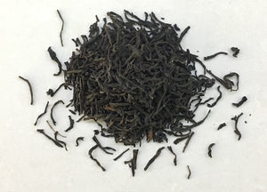 Black Loose Leaf Tea From Kandy