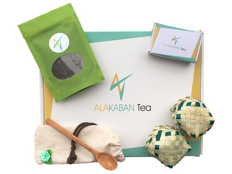 The TasteTea Plan from Alakaban Tea