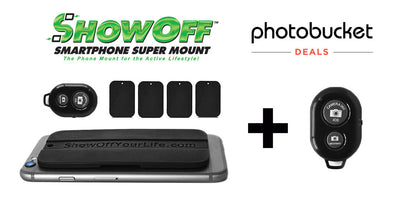 The ShowOff Super Mount Photobucket Deal