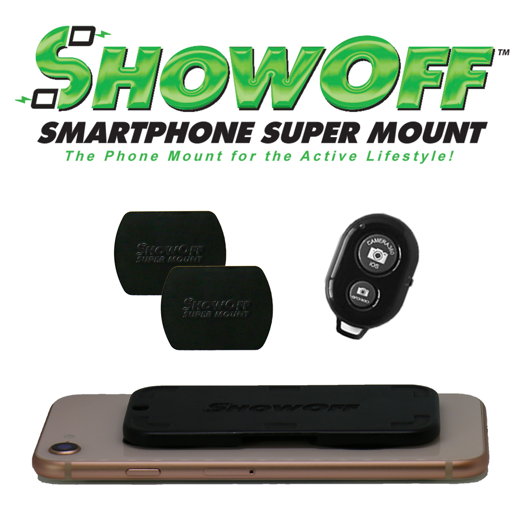 The ShowOff Super Mount