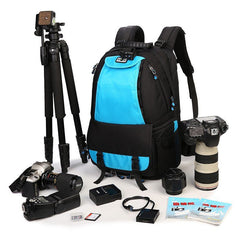 Deluxe Trolley DSLR Backpack