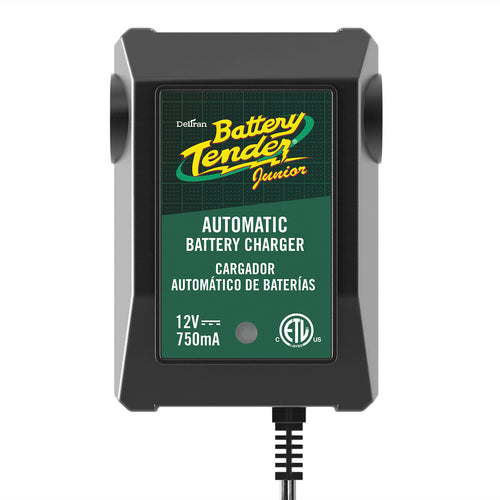 Chargeur de batterie Intelligent Battery Tender Junior 12V 750ma