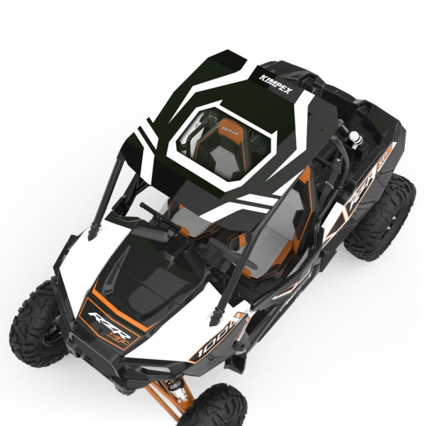 TOIT POLARIS RZR POLYCARBONATE