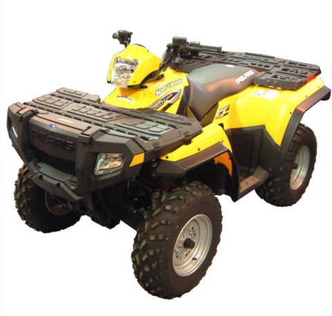 DIRECTION 2 EXTENSION D'AILE POUR VTT POLARIS
