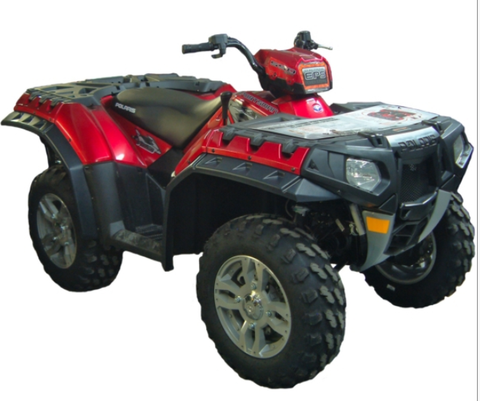 EXTENSION D'AILE -POLARIS SPORTSMAN XP 550-850-1000