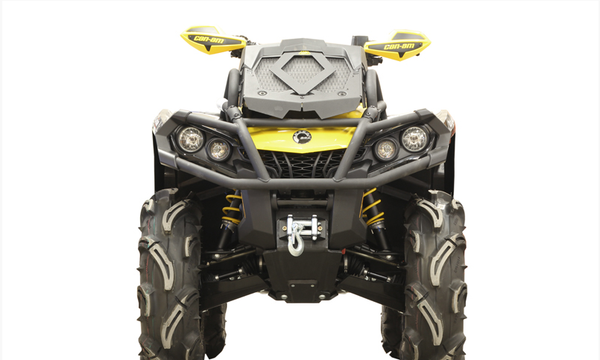Le Spécialiste du VTT Plaque de protection Can Am Outlander G2