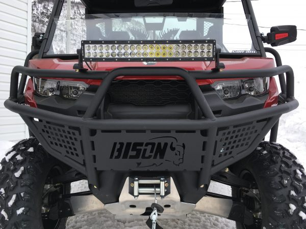 "PARE CHOC AV. ""Brush Guard Hunter Series"" /CanAm Defender (2016-2019)"