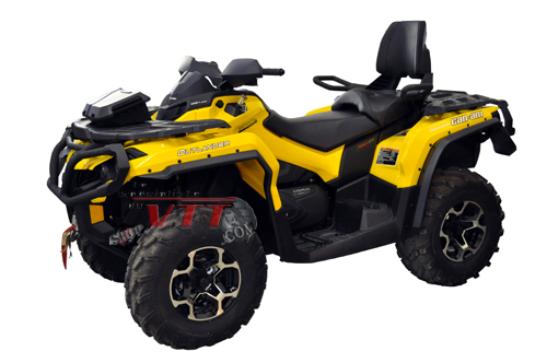 Extensions d'ailes pour CAN AM OUTLANDER (G2) 2012-14