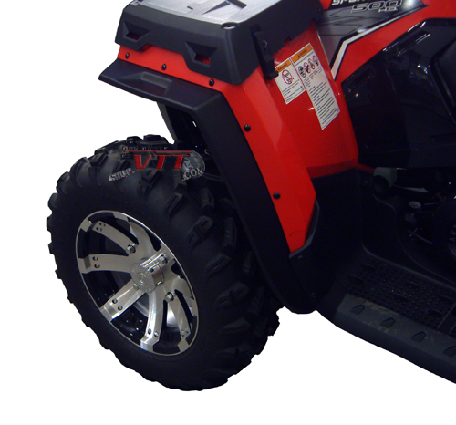 Extensions d'ailes -POLARIS SPORTSMAN 800/500/400