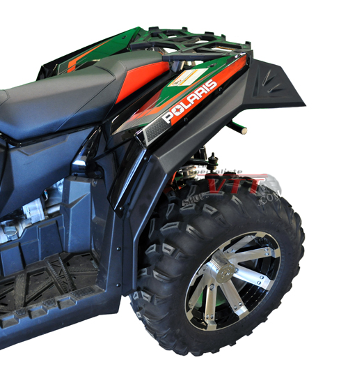 DIRECTION 2- EXTENSION D'AILE -POLARIS SCRAMBLER 850