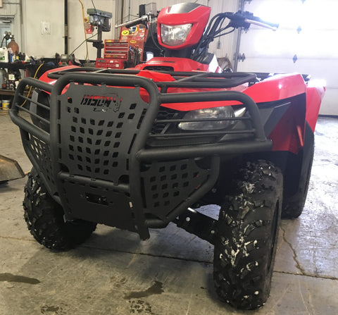 PARE-CHOCS HUNTER AVANT/Suzuki King Quad (2005-2019)