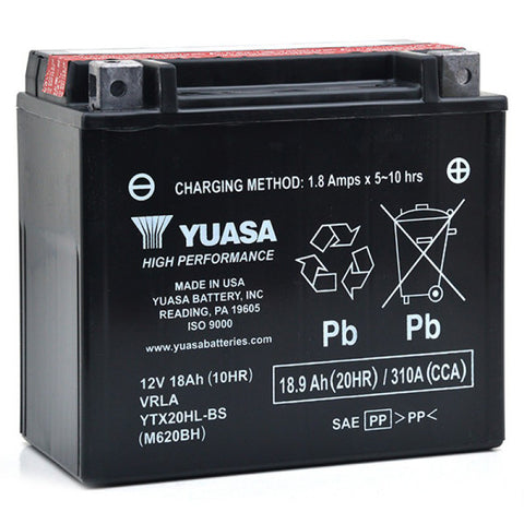 Batteries Yuasa / CÔTE À CÔTE CAN-AM Commander, Maverick, Defender