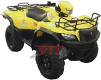 EXTENSION D'AILE- SUZUKI KINGQUAD