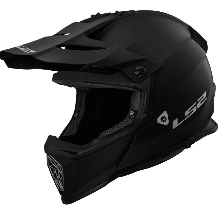 CASQUE HORS-ROUTE FAST SOLID