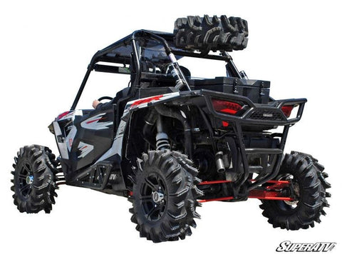 SUPER ATV  SUPPORT DE ROUE DE SECOURS POLARIS RZR