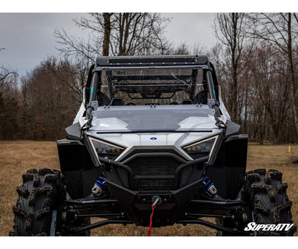 SUPER ATV/ PARE-BRISE INCLINABLE/ POLARIS RZR PRO XP
