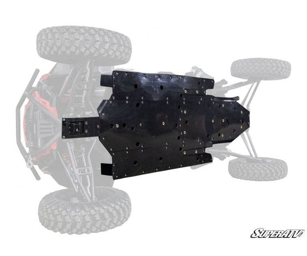 Polaris RZR XP 4 Turbo S Full Skid Plate