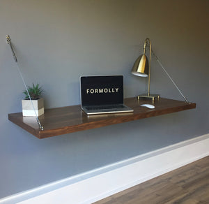 floating desk by formolly