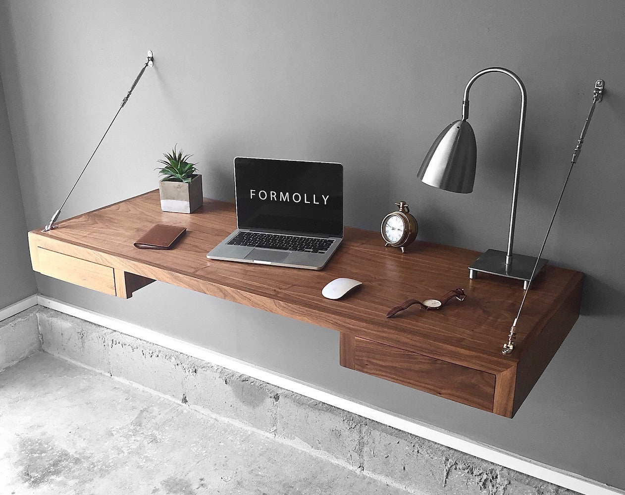 floating co qtsi modern cool office with storage desk