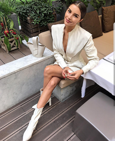Olivia Culpo Paris Fashion Week SassieDoll Blog