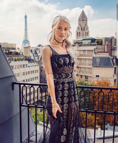 inthefrow Dior Paris Fashion Week SassieDoll Blog