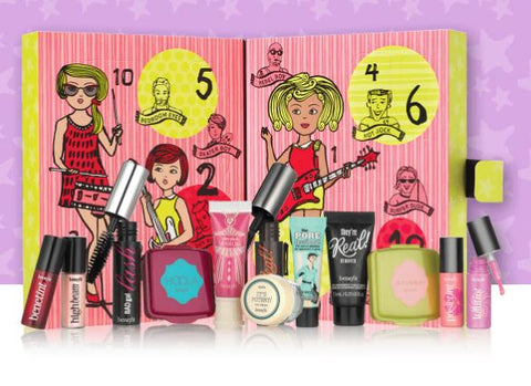 Benefit cosmetics bestseller makeup gift idea sassiedoll blog