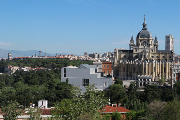 View Madrid AirBnB Travel Blog