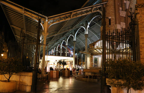 Mercado del Colon SassieDoll Travel Blog Valencia Spain