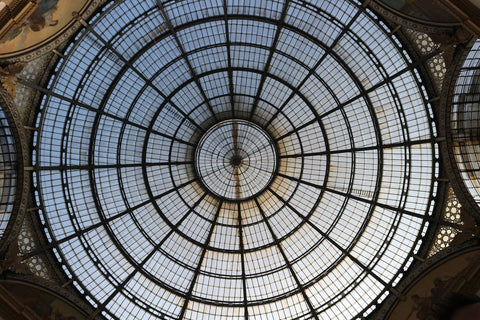 Milan Shopping Architecture SassieDoll Italy Travel Blog