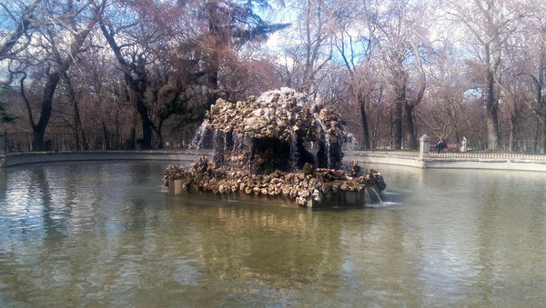 Retiro park Madrid Travel Blog
