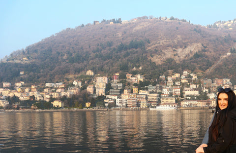 Lake Como Italy SassieDoll Travel Blog